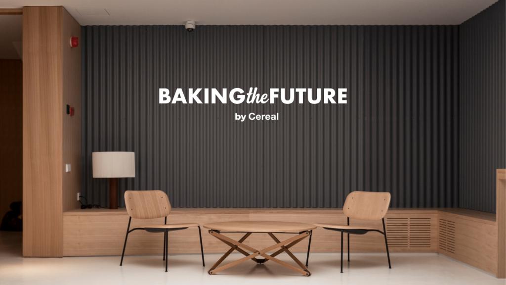 baking the future